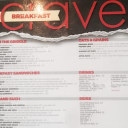 Photos for Crave Kitchen and Bar | Menu - Yelp