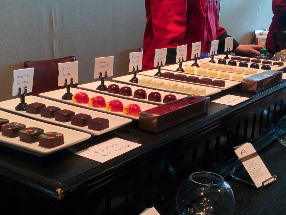Photos for seattle luxury chocolate salon yelp for 7 salon bellevue