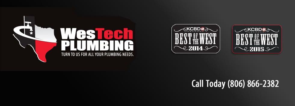 WesTech Plumbing, LLC.: 7407 83rd St, Lubbock, TX