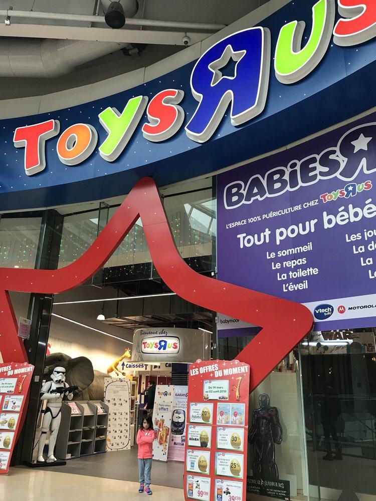 Toys r us magasin de jouets 15 parvis de la d fense - Numero de telephone boutique orange la defense ...
