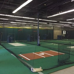 Centerfield Indoor Baseball & Softball Academy - Batting Cages ...