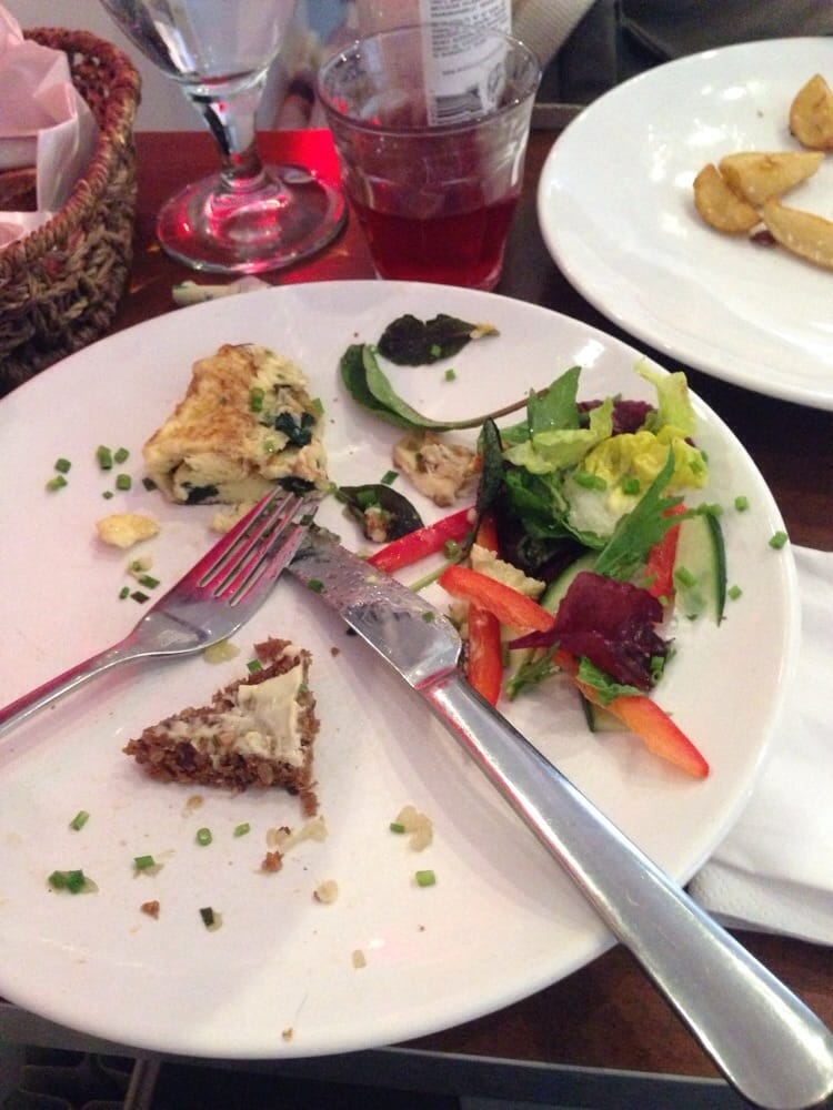 Salat uden dressing