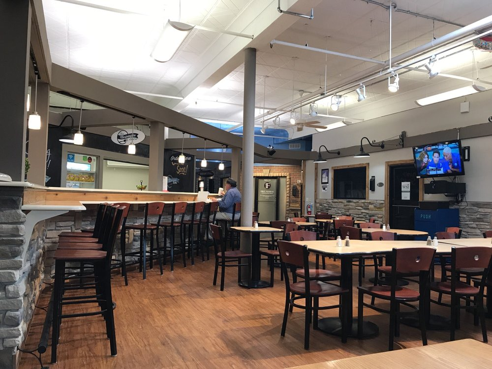 Marketplace Cafe: 130 S Main St, Bellefontaine, OH