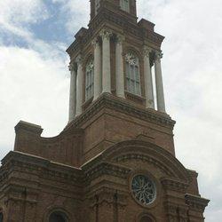 St John the Baptist Catholic Church - 1920 Clio St, Central