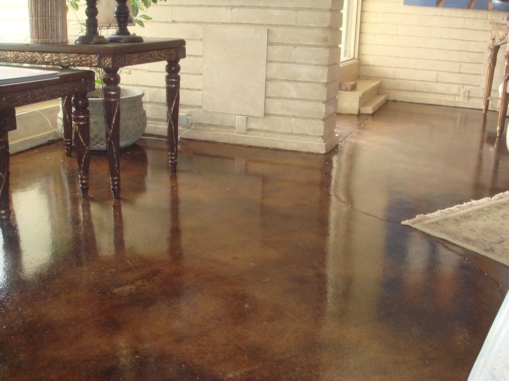 Overlay And Stain Vaquero Brown Loden Semi Gloss Finish Sealer Yelp