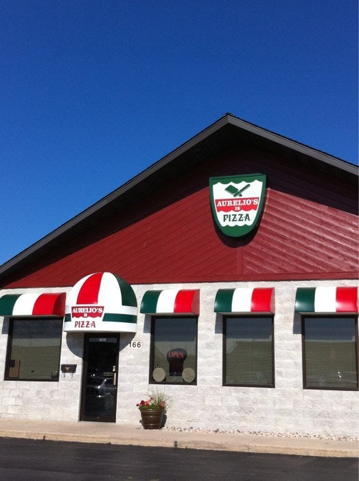 Aurelio's Pizza: 166 Deanna Dr, Lowell, IN