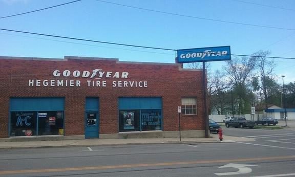 Hegemier Tire Service: 120 S Walnut St, Van Wert, OH