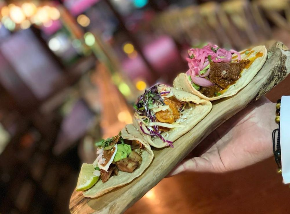 Ruta Oaxaca Mexican Cuisine: 35-03 Broadway, Astoria, NY
