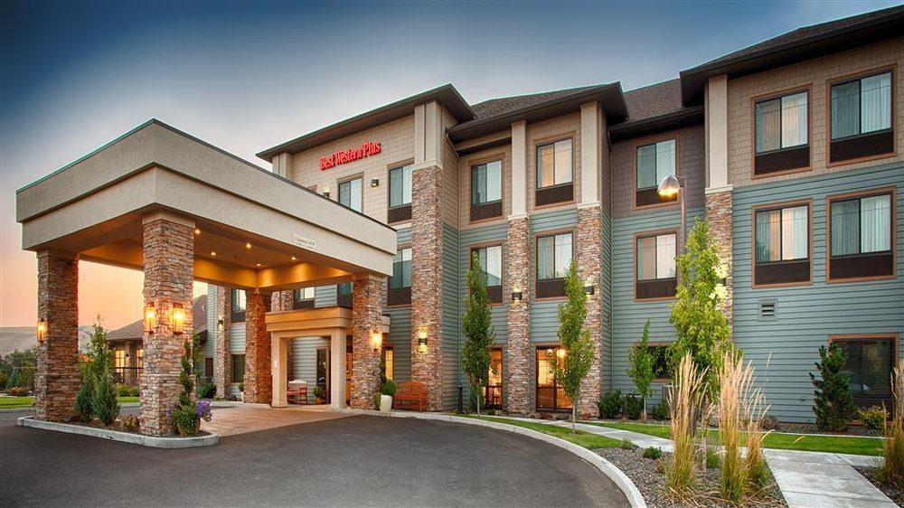 Best Western Plus Dayton Hotel & Suites: 507 E Main St, Dayton, WA