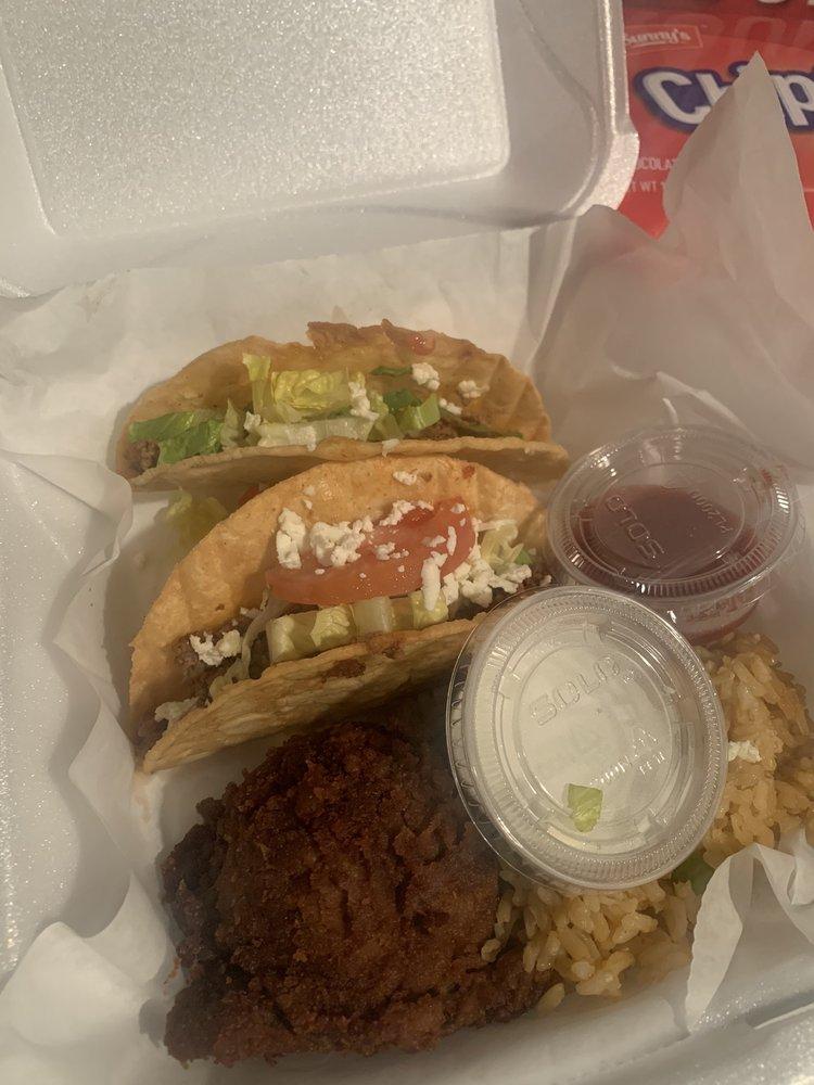 Paco's Tacos: 440 W Myles Ave, Pennsboro, WV