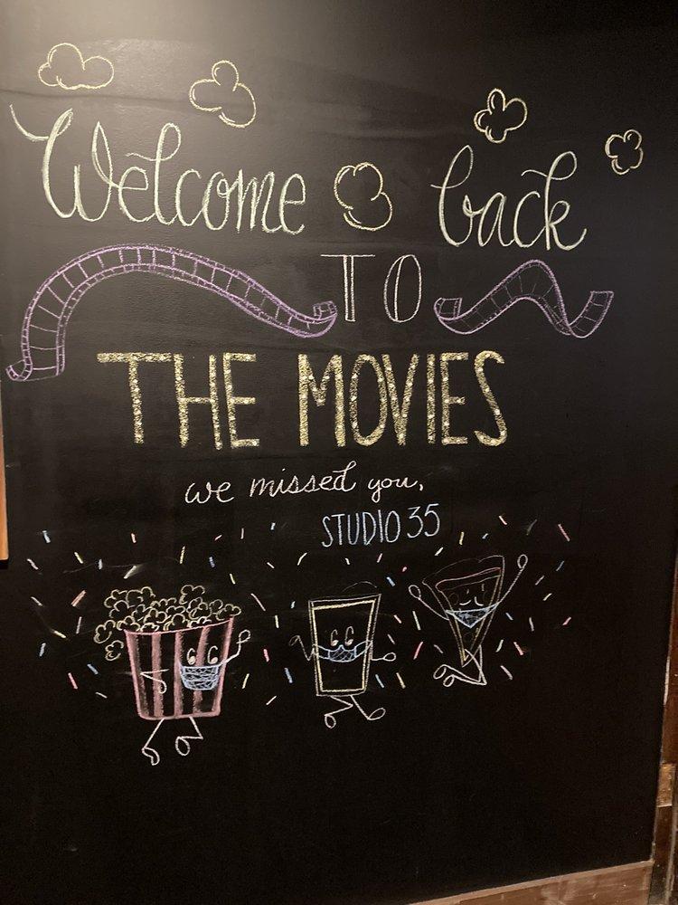 Social Spots from Studio 35 Cinema & Drafthouse
