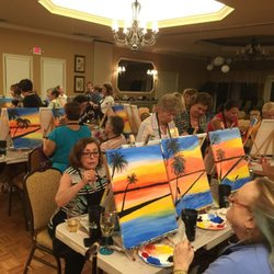 Painting with a twist konst dryck 18700 veterans for Painting with a twist charlotte nc