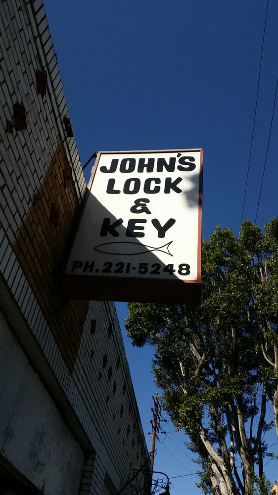 Lock and key dating los angeles