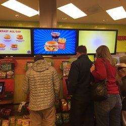 Photo Of Sheetz Summersville Wv United States Touch Screen Order Area