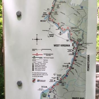 Photo Of Western Maryland Rail Trail Han Han Md United States