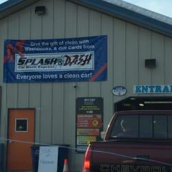 Splash And Dash Car Wash >> Splash N Dash Car Wash Car Wash 1295 University Ave