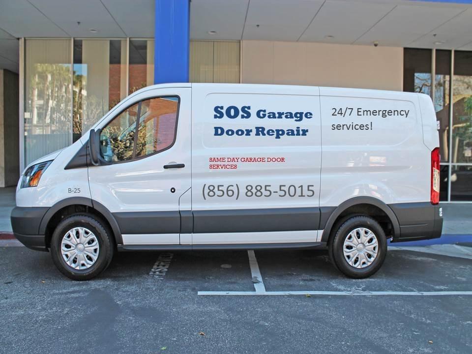Sos Garage Door Repair Working Truck Same Day Services 856 885
