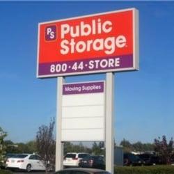 Public Storage Self Storage 6324 Florin Rd Sacramento