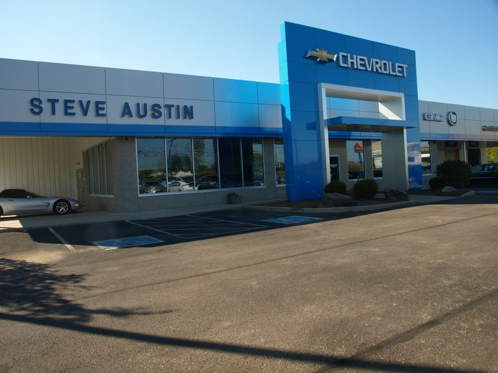 steve austins auto group car dealers 2500 s main st bellefontaine oh phone number yelp. Black Bedroom Furniture Sets. Home Design Ideas