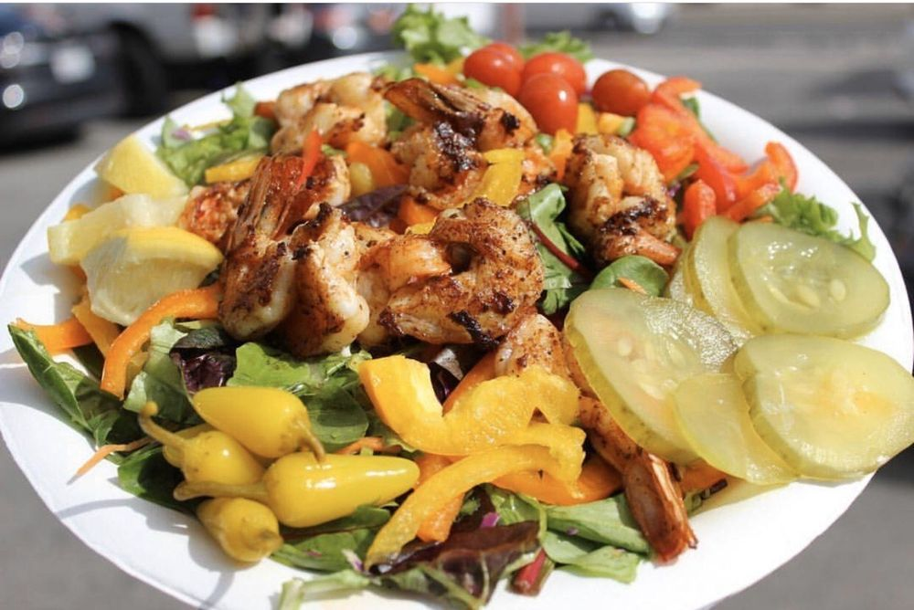 Fishbone Seafood Inglewood: 1041 S Prairie Ave, Inglewood, CA