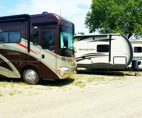 Photo Of Olsonu0027s RV Storage And Service   Crystal Lake, IL, United States.