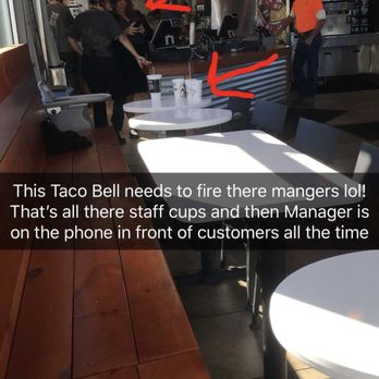 Photo Of Taco Bell Ypsilanti Mi United States Shows The Manger On
