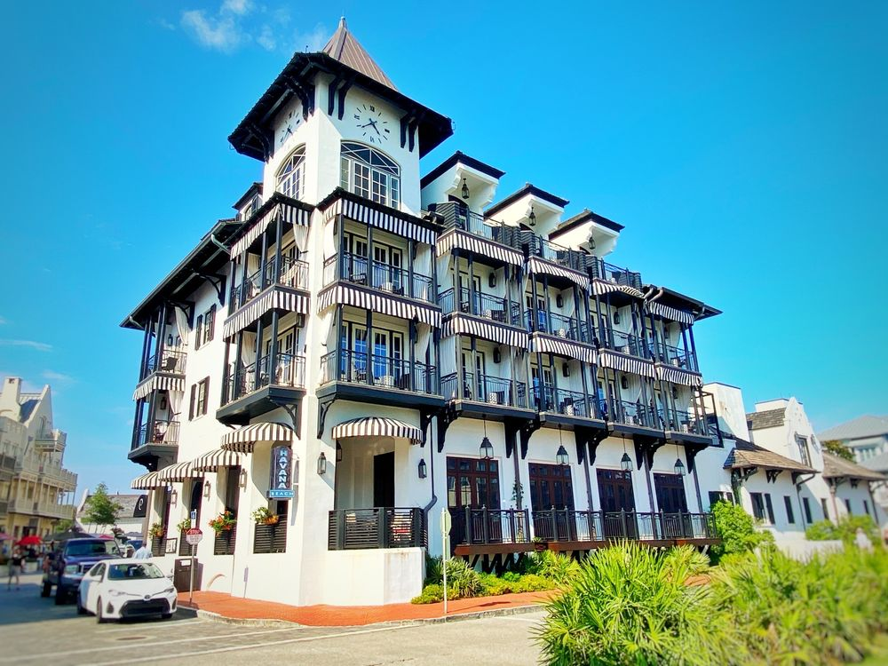 The Pearl: 63 Main St, Rosemary Beach, FL