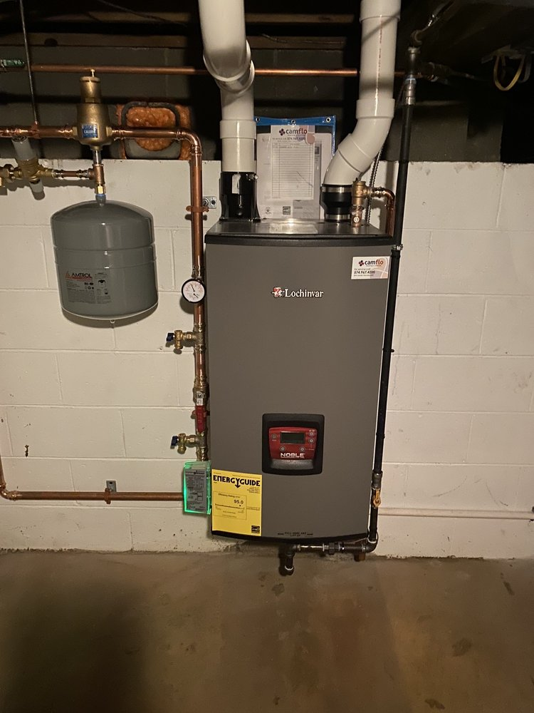 Camflo Heating & Cooling: 908 W Columbia St, Flora, IN