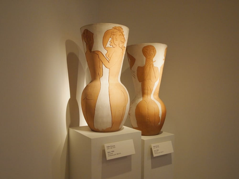 Cool Picasso Vases Wouldnt Mind Having These In My House Yelp