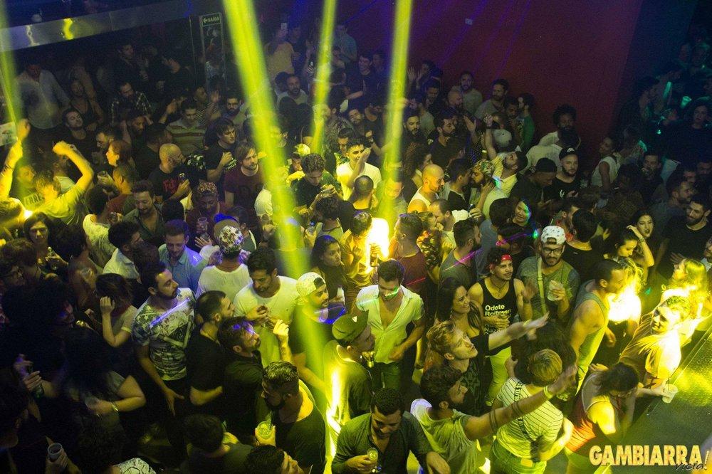 Open Bar Club