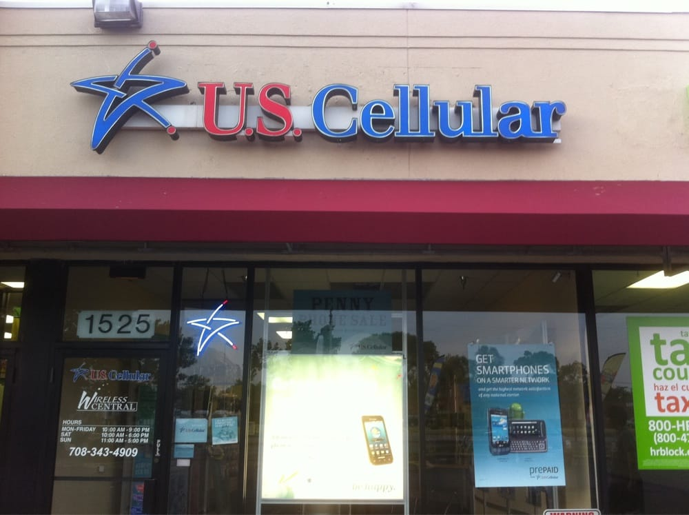Verizon Wireless: 1525 W North Ave, Melrose Park, IL