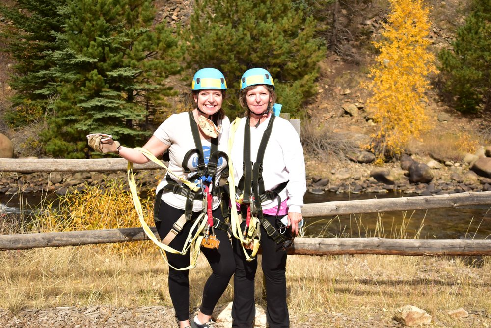 Colorado Adventure Center - Idaho Springs Basecamp: 2697 Stanley Rd, Dumont, CO