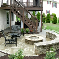 Photo Of Vidic Landscape Design U0026 Construction   Mechanicsburg, PA, United  States. Paver