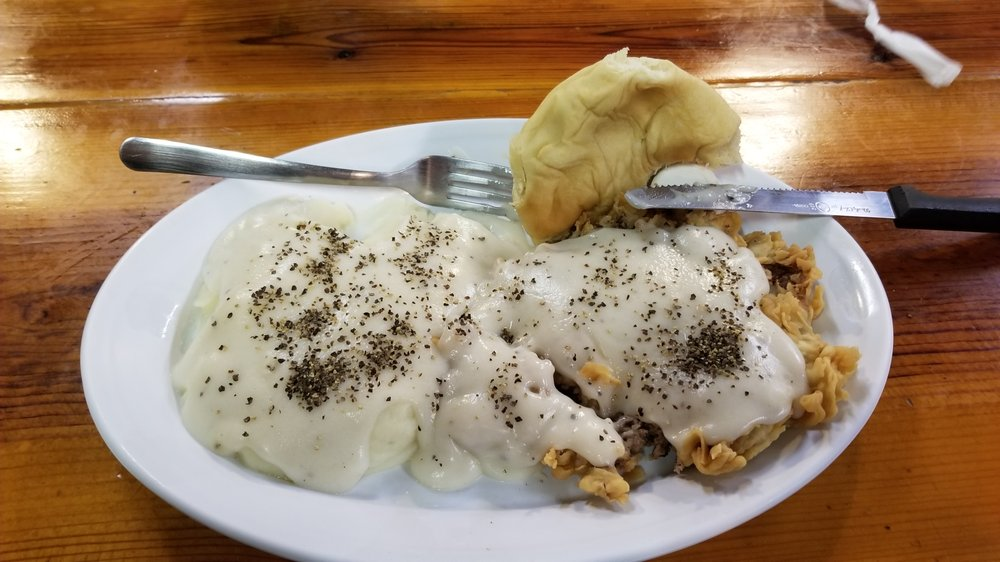 Silver Dollar Cafe: 1022 W Main St, Collinsville, OK