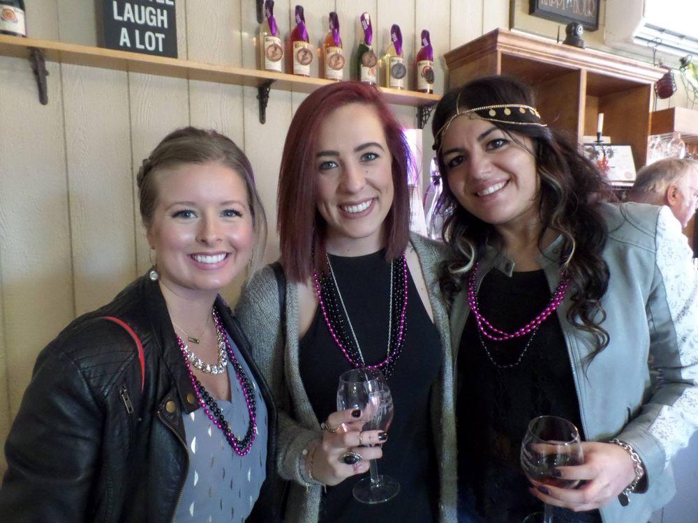 Social Spots from Barrel Head Winery
