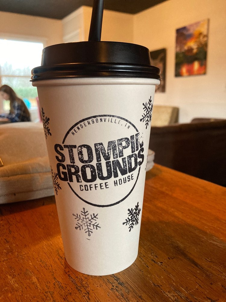Stompin' Grounds Coffee House: 357 E Main St, Hendersonville, TN
