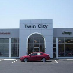 Twin City Dodge Chrysler Jeep Ram 650 Sagamore Pkwy S