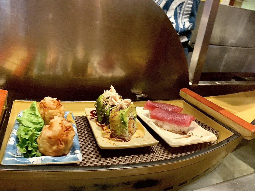 Warakubune Sushi