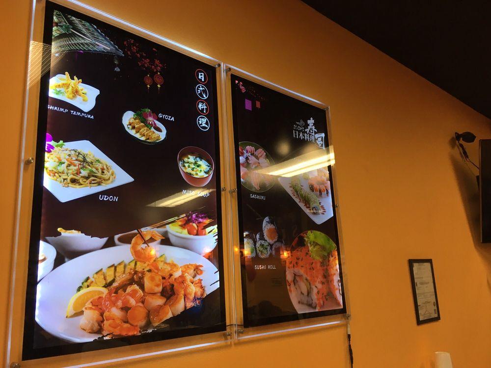 Mr Sushi: 1310 34th St N, Saint Petersburg, FL