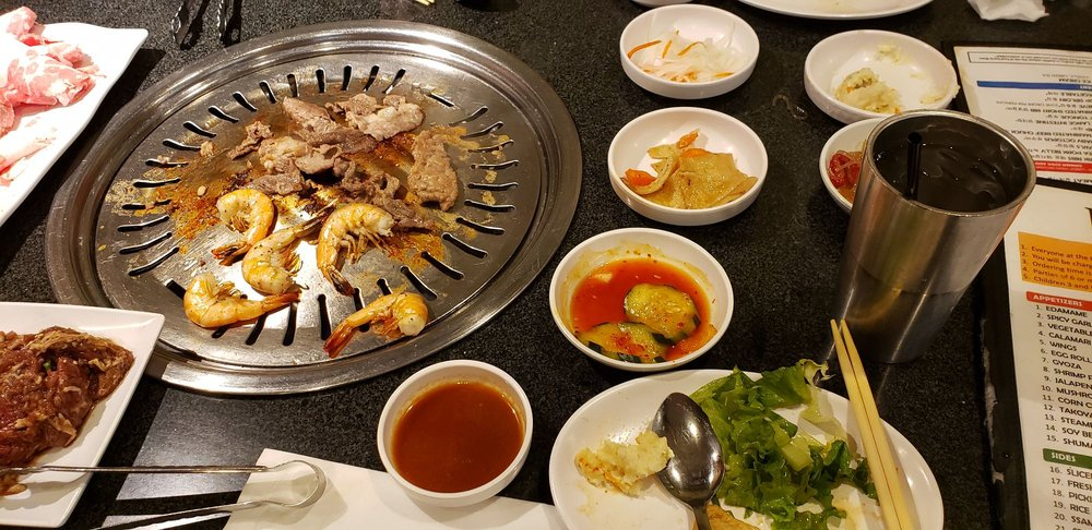 Biwon Korean BBQ & Sushi Restaurant