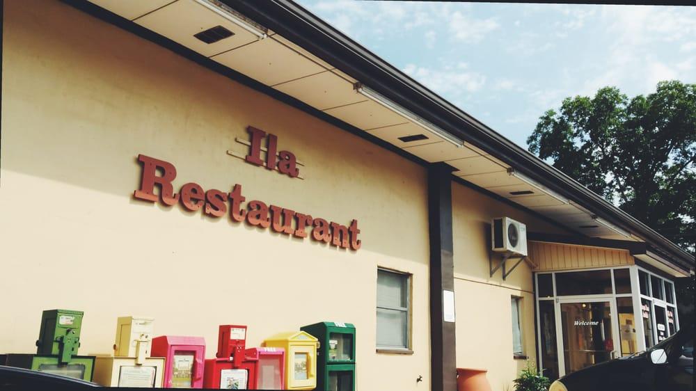 Ila Restaurant: 81 N Main St, Ila, GA