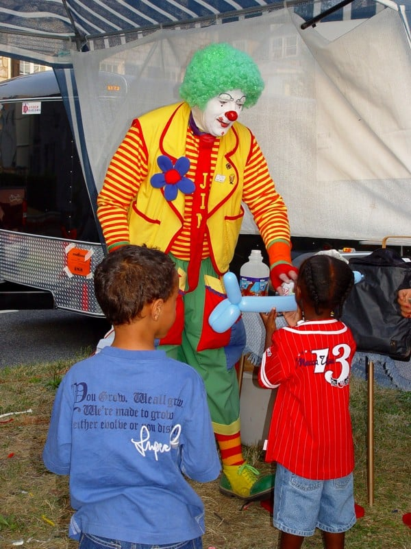 Jimbo the Clown: 6 N 4th St, Steelton, PA