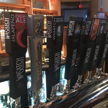 Wasatch brew pub 216 photos 325 reviews pubs 250 for Elite food bar 325 east 48th street