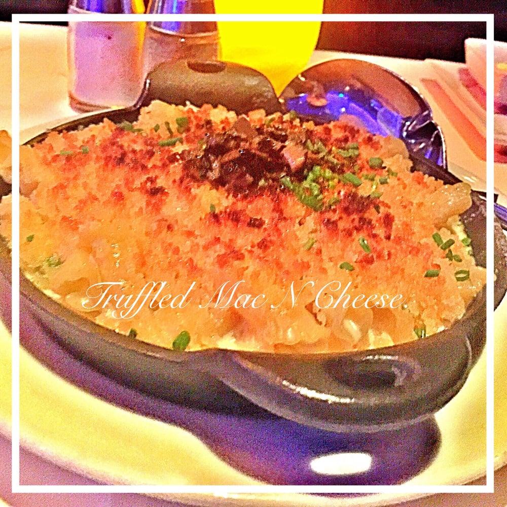 Truffled mac n cheese creamy yelp for Wild fish san antonio