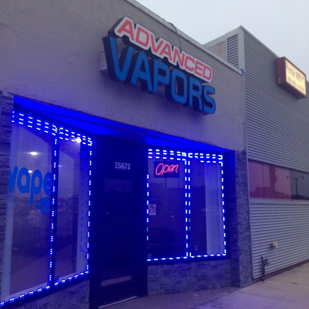 Advanced Vapors: 15672 Southfield Rd, Allen Park, MI