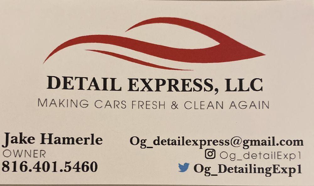 Detail Express: LIBERTY, MO