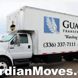 Photo Of Guardian Moves And Storage Winston M Nc United States