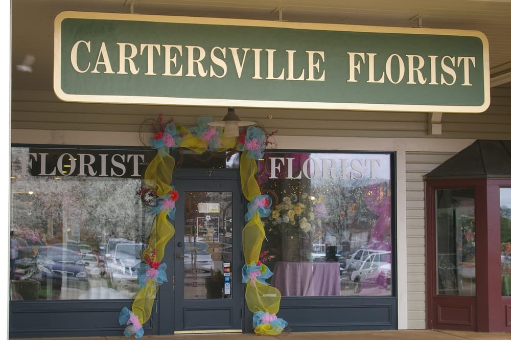 Cartersville Florist: 471 E Main St, Cartersville, GA