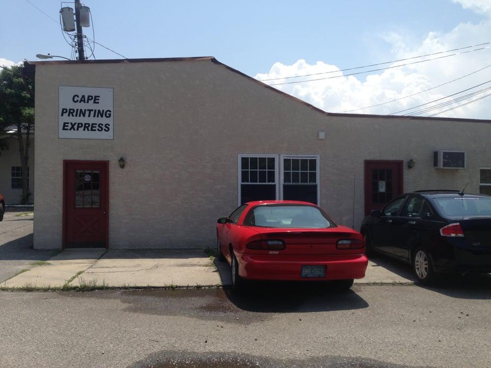 Cape Printing Express