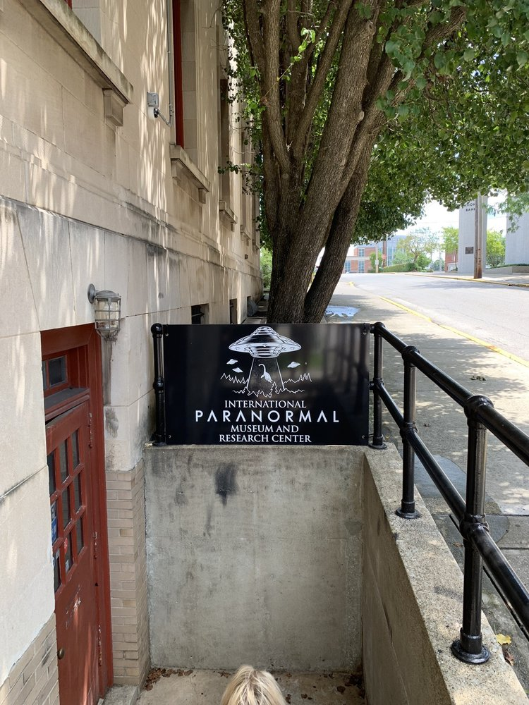 International Paranormal Museum and Research Center: 107 N Main St, Somerset, KY